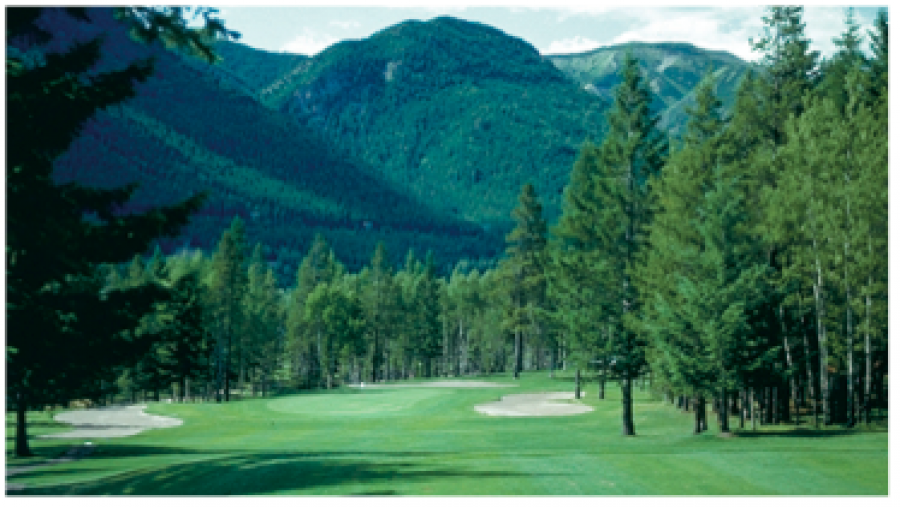 Sparwood Golf Club