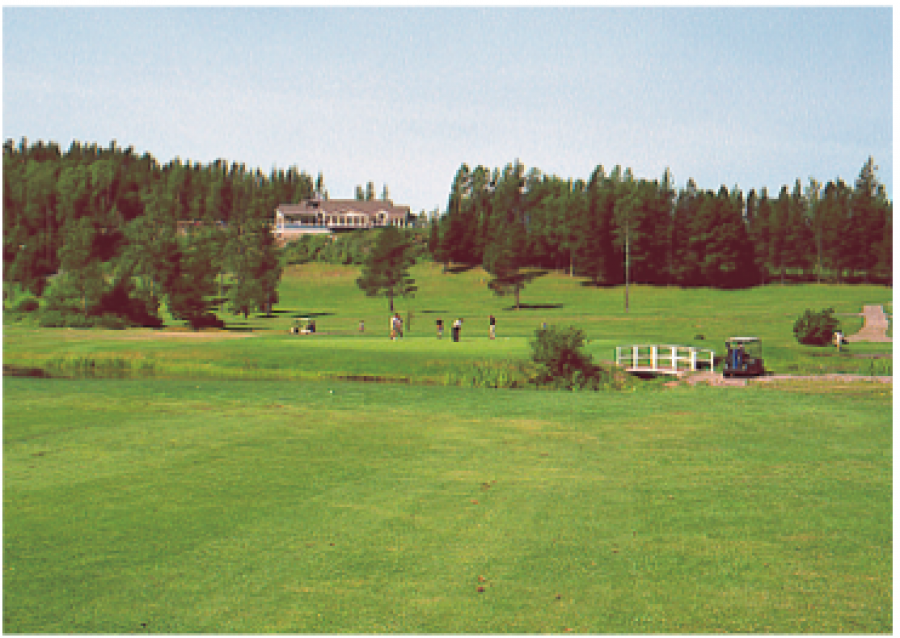 Skeena Valley Golf Course