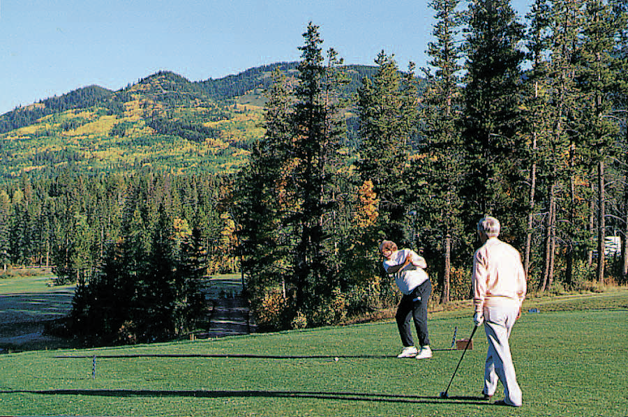 Grande Cache Golf and Country Club