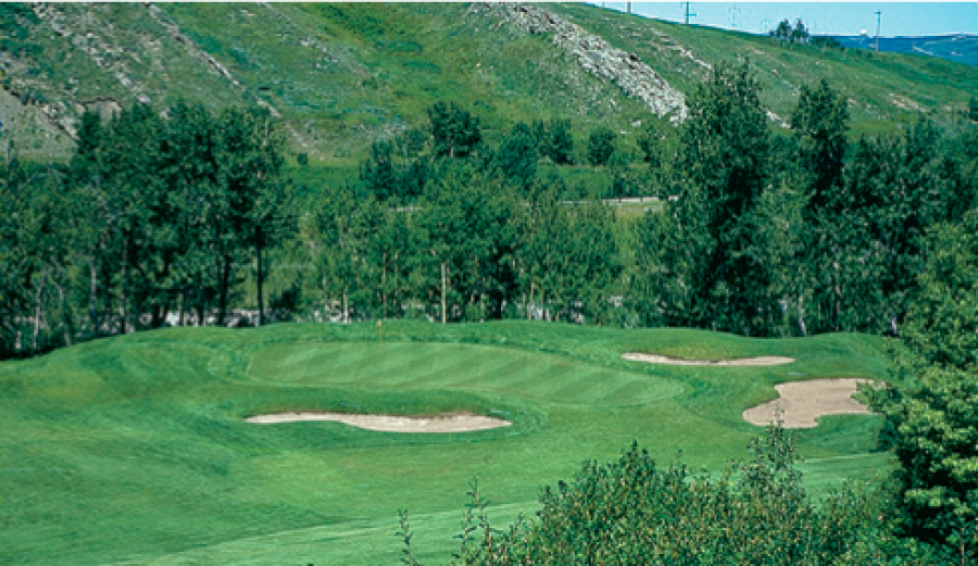 Turner Valley Golf and Country Club